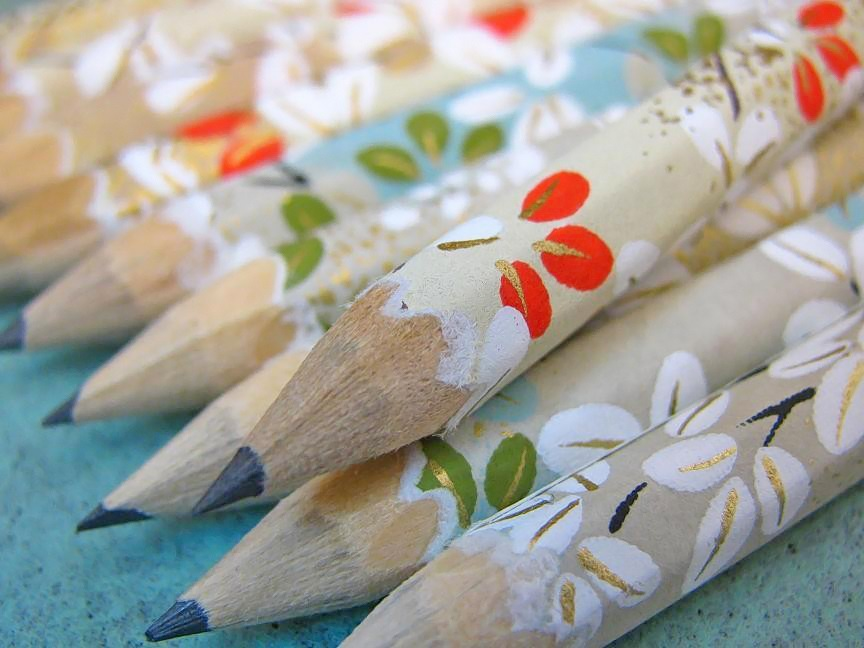 Japanese Paper Goods Jewelry by Maoiliosa on Etsy 7