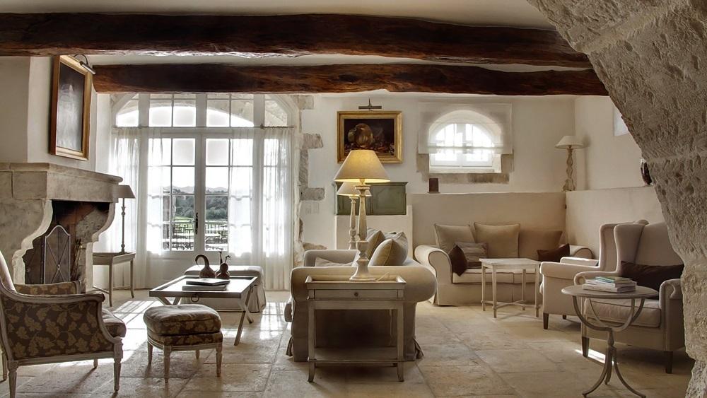 Mas Provencal Moderne. Good Maison Moderne Provencale With Mas ...