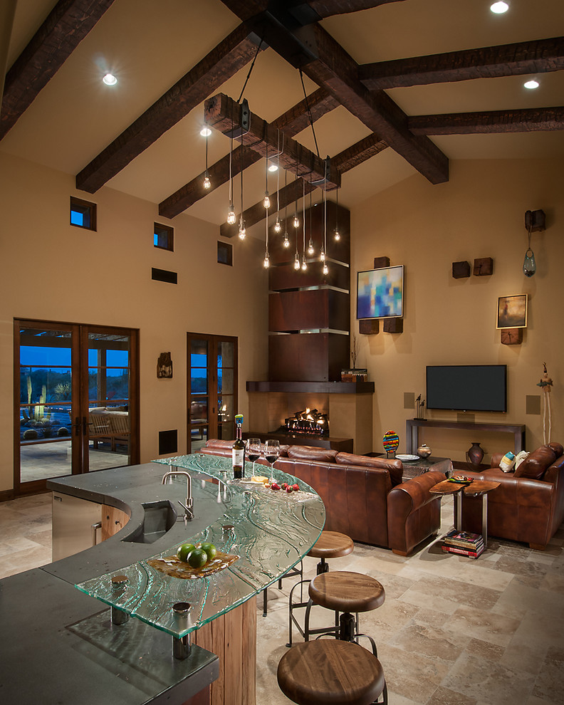 Houzz Tate Studio Architects Whisper Rock Residence 9