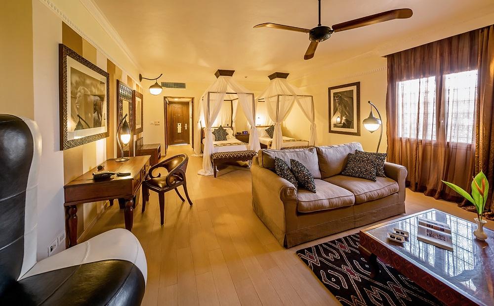 Hideaway of Nungwi Resort & Spa Zanzibar 10