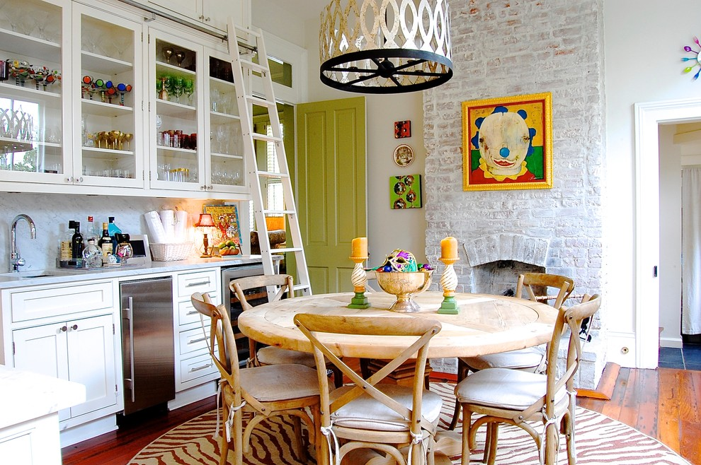 Houzz Corynne Pless New Orleans home 1