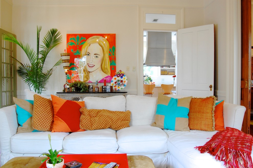 Houzz Corynne Pless New Orleans home 7