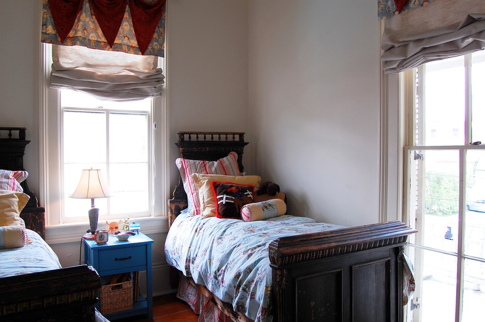 Houzz Corynne Pless New Orleans home 12