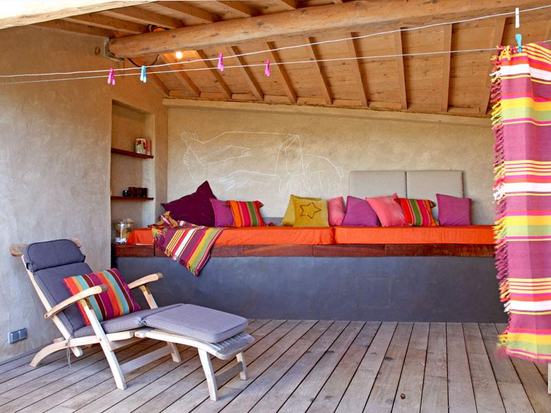 Journal des Femmes Decoration Une maison aux couleurs harmonieuses 16