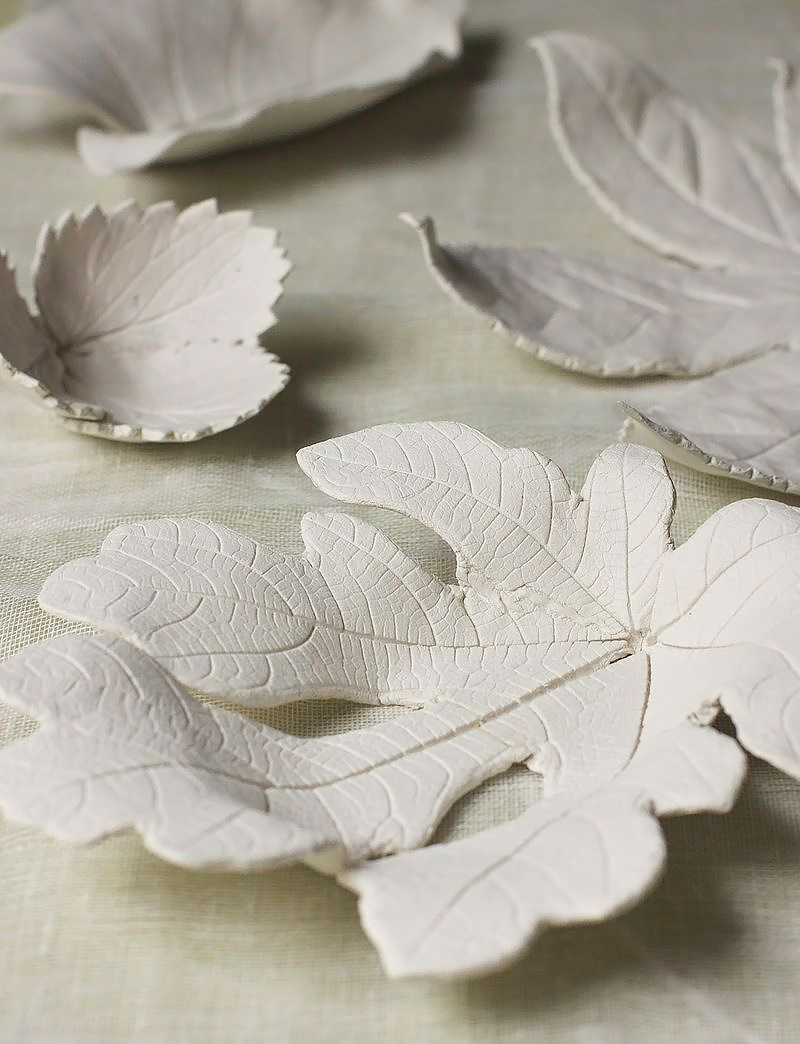 Clay Leaf Bowls Urban Comfort 1