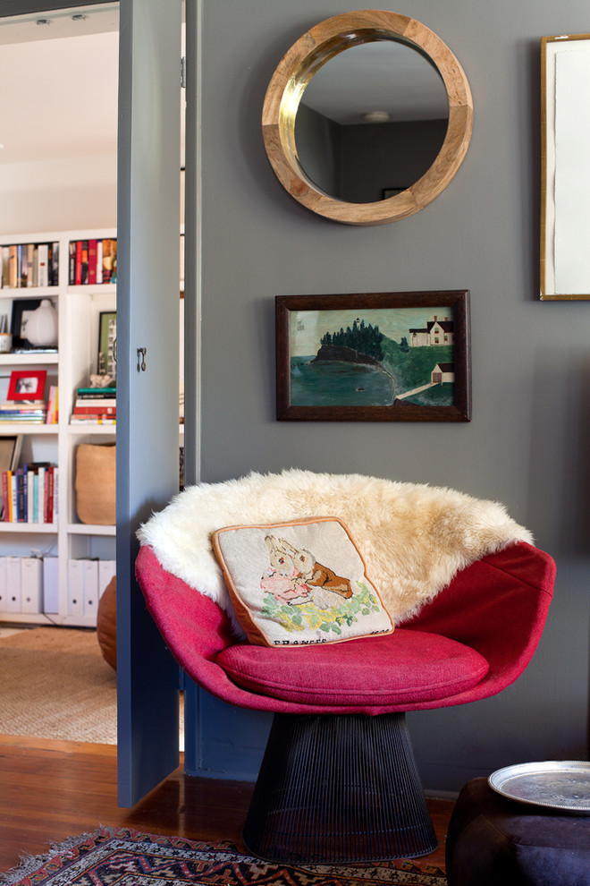 Houzz Color and Personality in 500 Square Feet 4