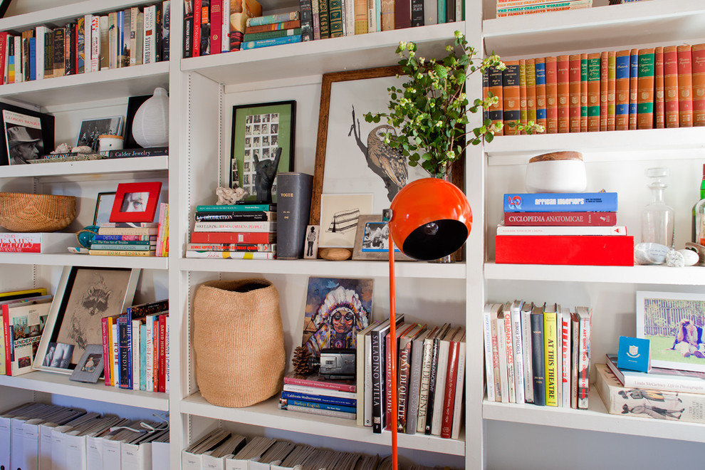 Houzz Color and Personality in 500 Square Feet 8