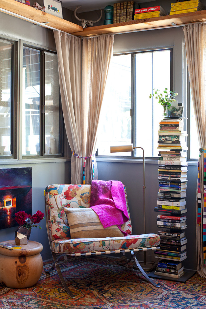 Houzz Color and Personality in 500 Square Feet 2