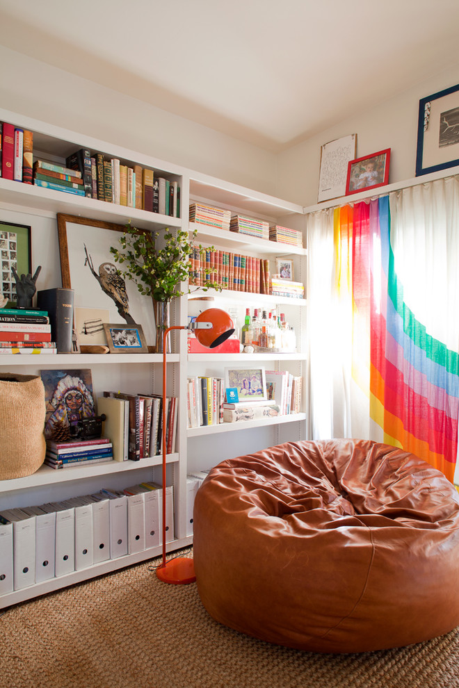 Houzz Color and Personality in 500 Square Feet 7