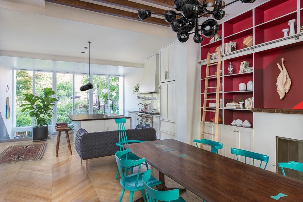 Jessica Helgerson Interior Design Brooklyn Brownstone 7