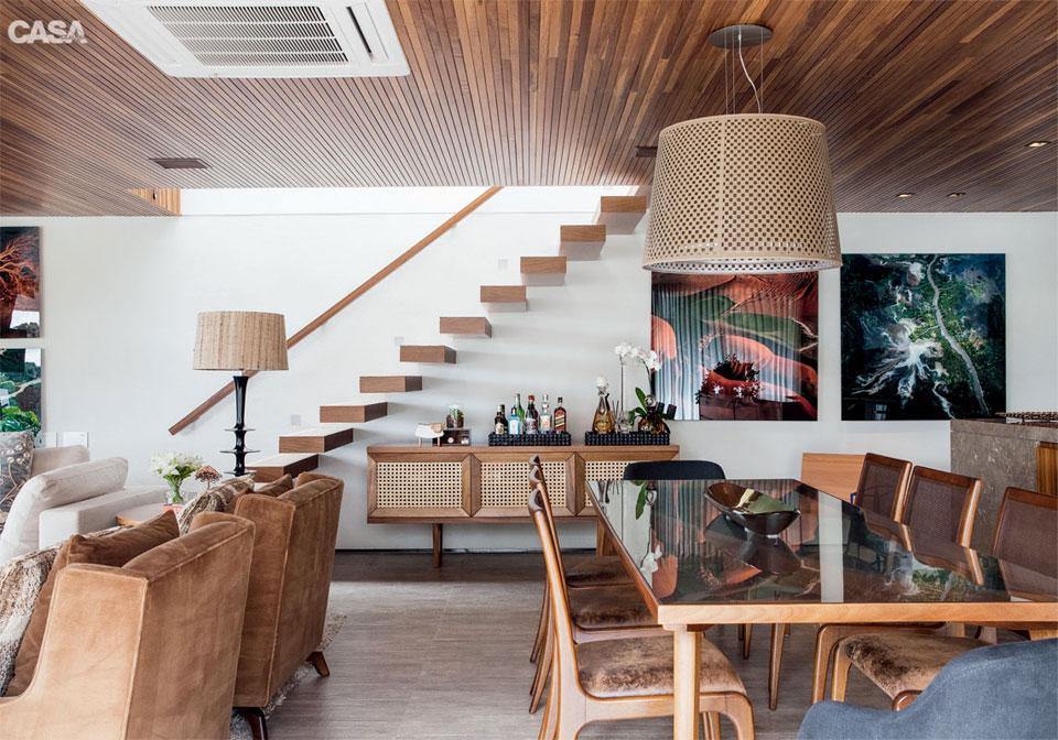 Casa.com.br Esta casa de campo é o lugar perfeito para o relaxamento 3