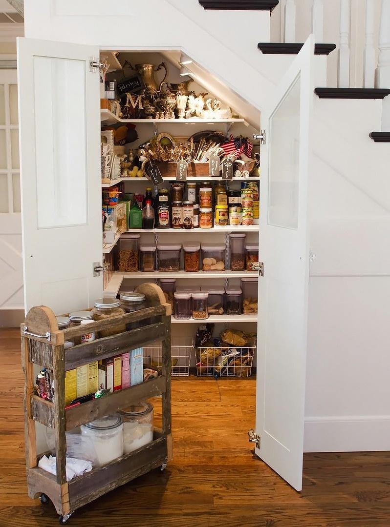 The Kitchn Shawna's Glamorous Custom Kitchen 9