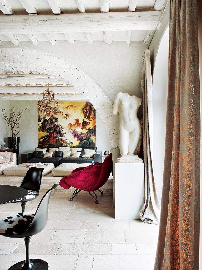 Nuevo Estilo Una casa de campo en la Toscana 2
