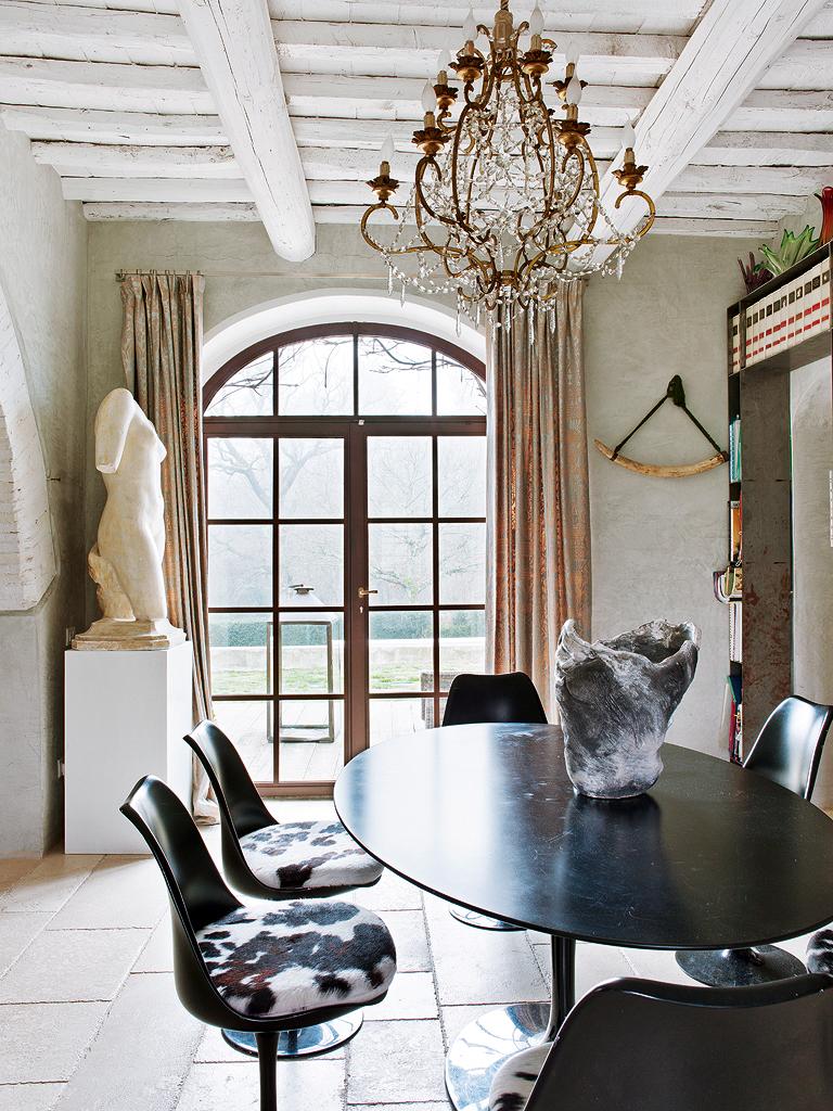 Nuevo Estilo Una casa de campo en la Toscana 3