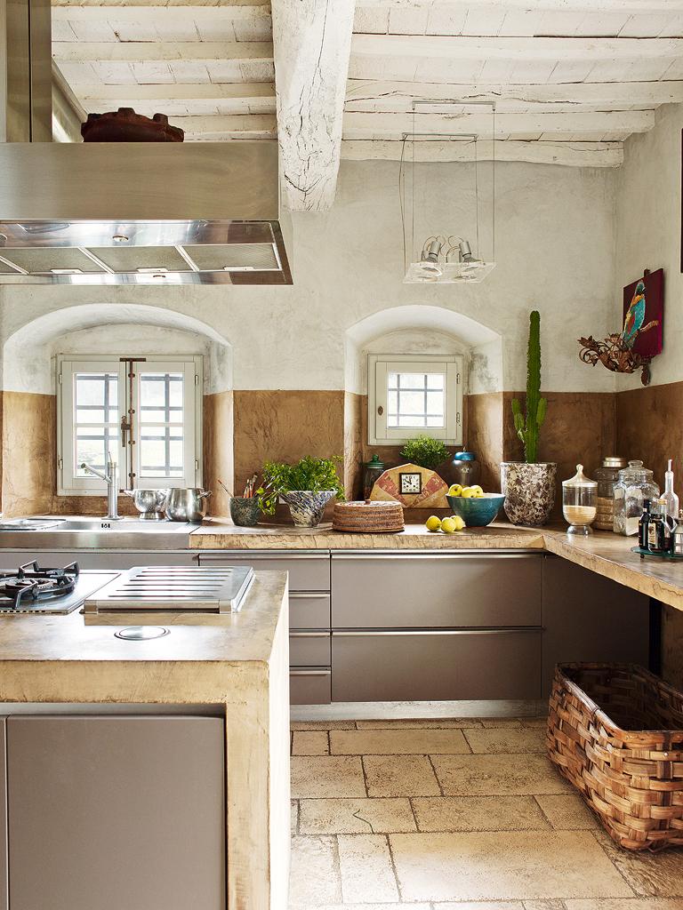 Nuevo Estilo Una casa de campo en la Toscana 5