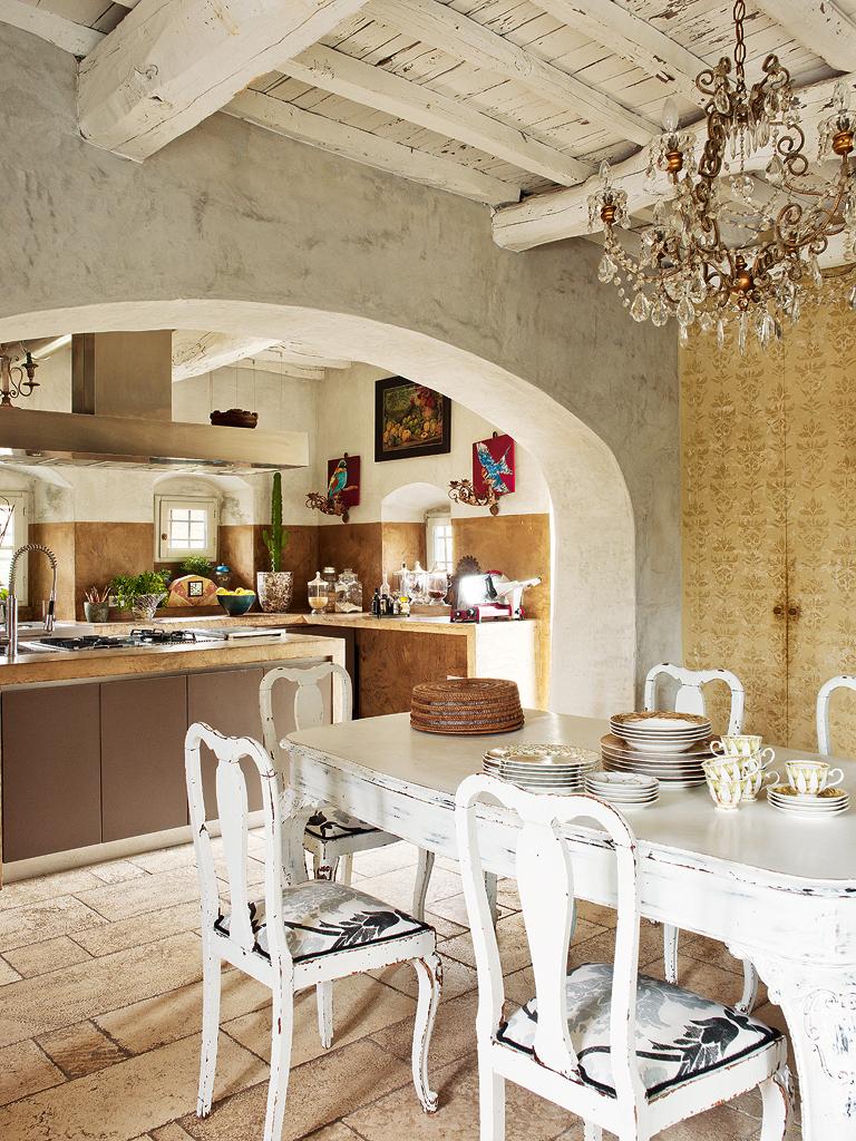 Nuevo Estilo Una casa de campo en la Toscana 6
