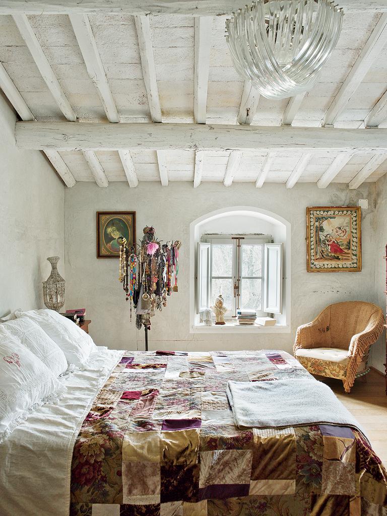 Nuevo Estilo Una casa de campo en la Toscana 7