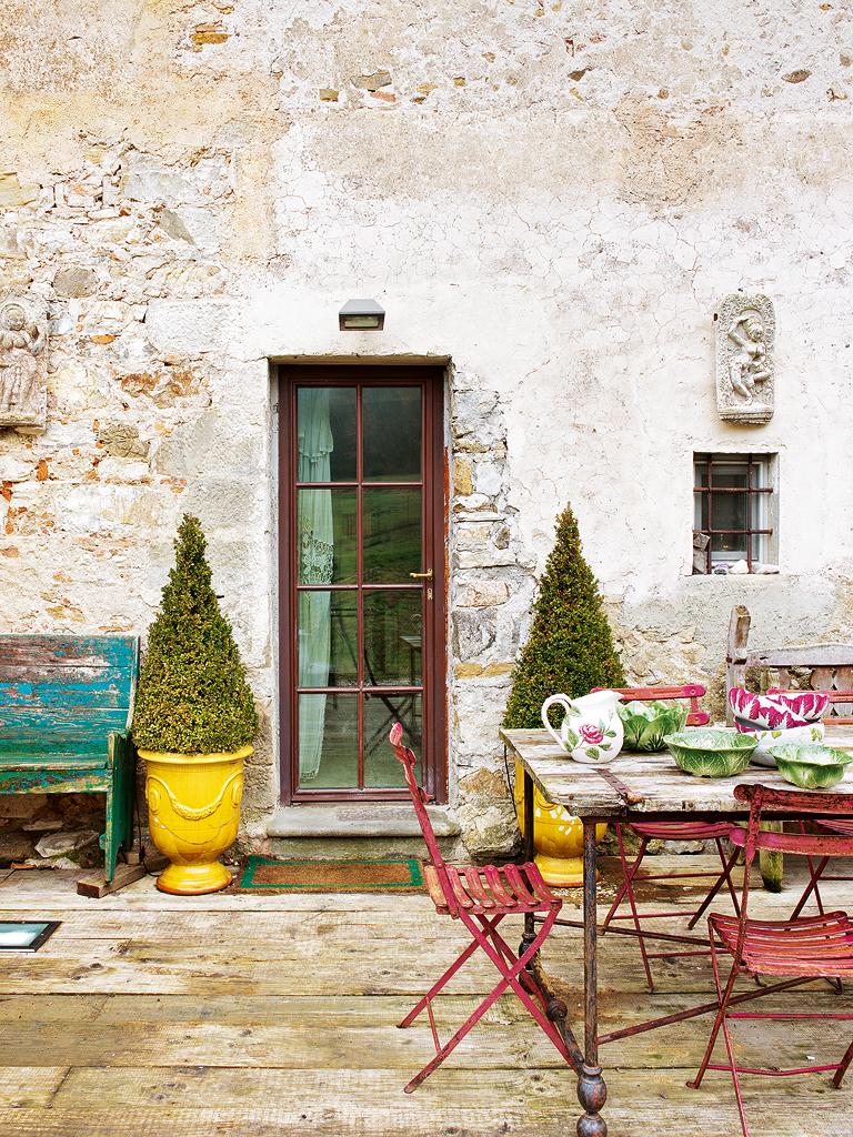 Nuevo Estilo Una casa de campo en la Toscana 8