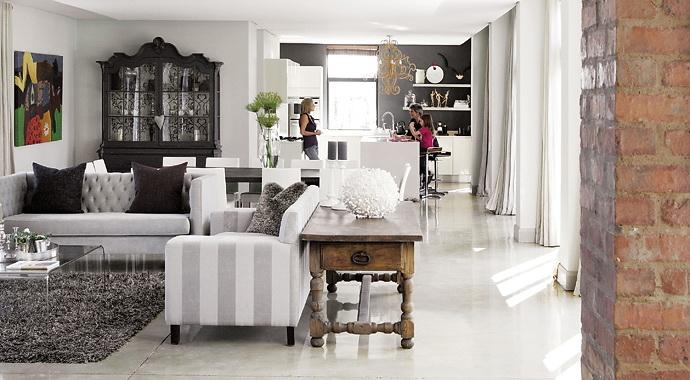 House and Leisure elegant joburg home 3