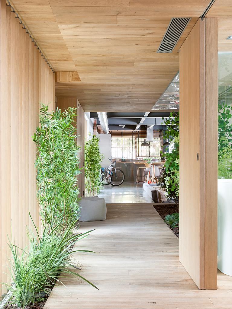 Inner Garden Loft