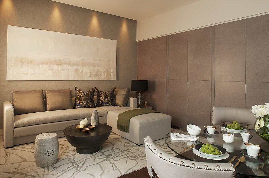 Intarya Hyde Park Apartments 59 sqm 2