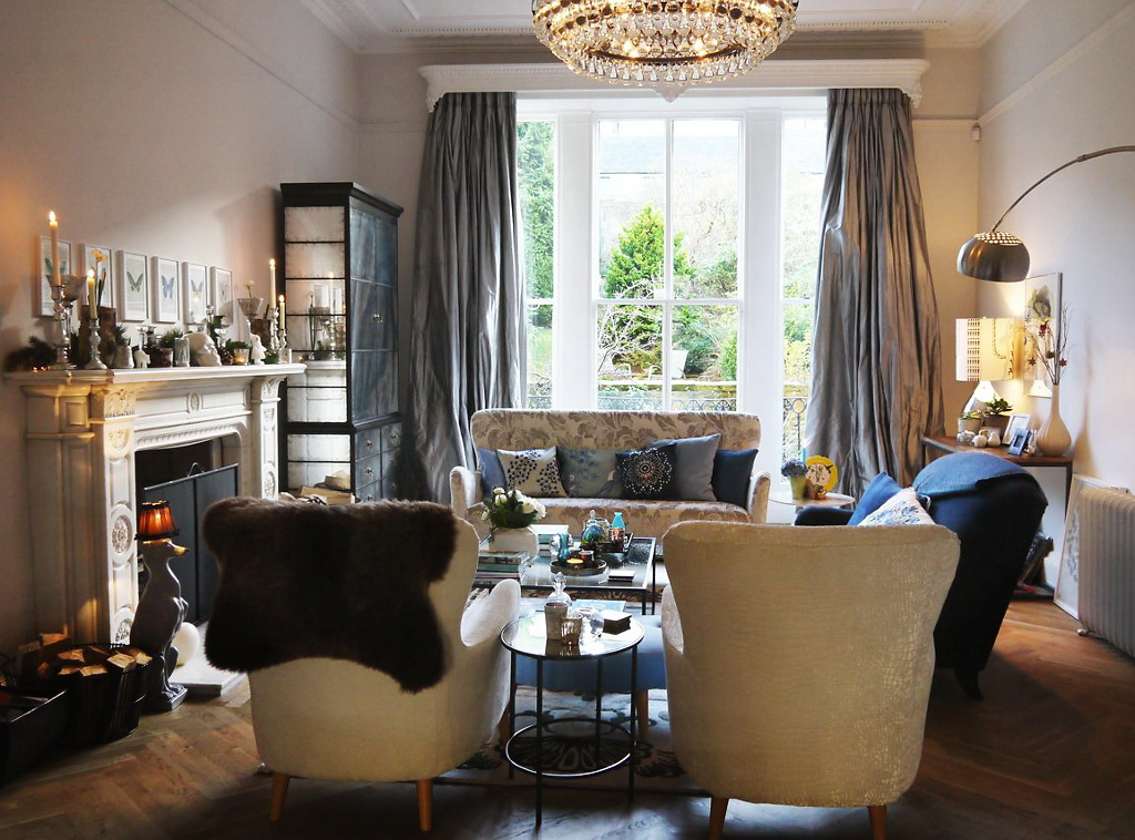 Apartment Therapy Family Duplex in Edinburgh 1