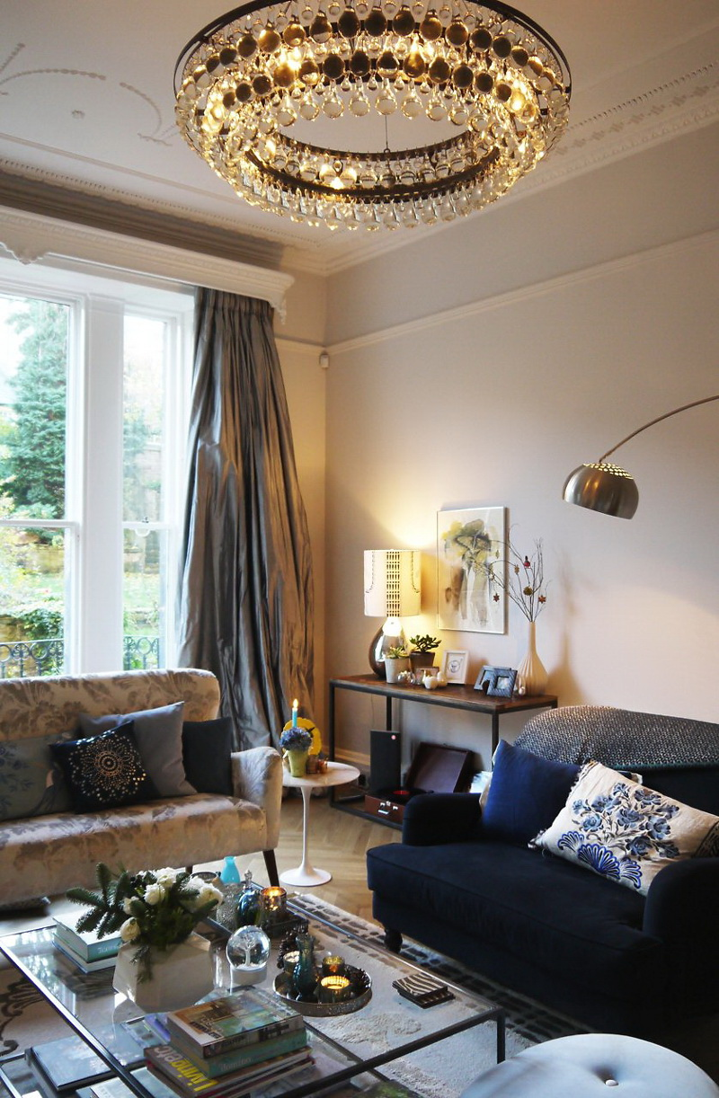 Apartment Therapy Family Duplex in Edinburgh 2