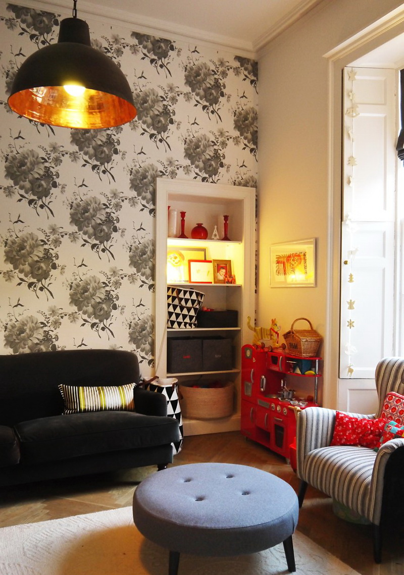 Apartment Therapy Family Duplex in Edinburgh 9
