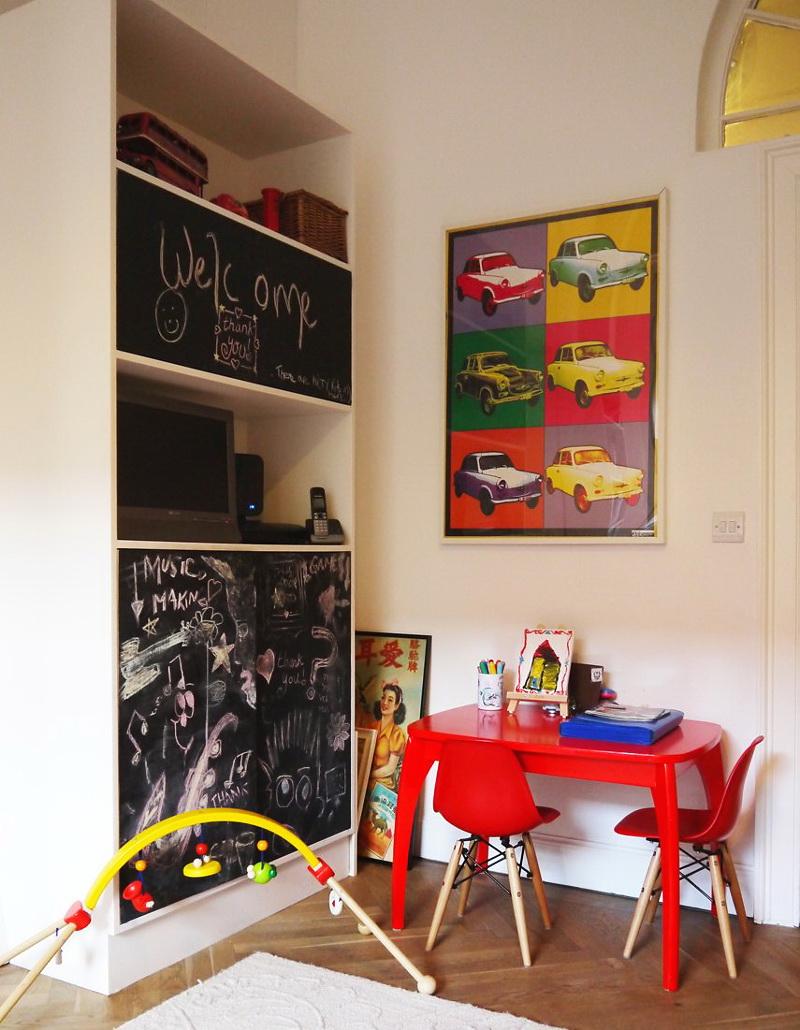 Apartment Therapy Family Duplex in Edinburgh 11