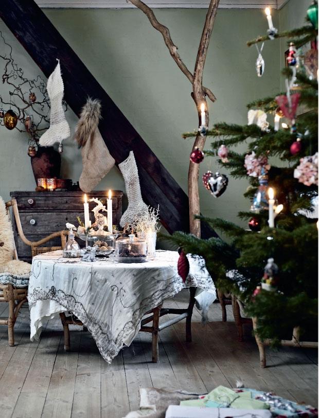 Femina Julebolig Nostalgisk jul fyldt med hygge 1