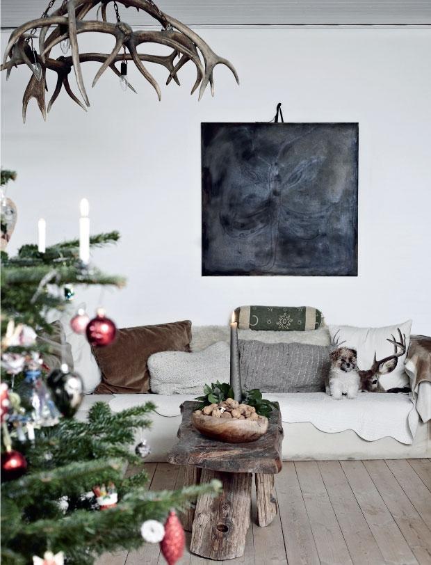 Femina Julebolig Nostalgisk jul fyldt med hygge 3