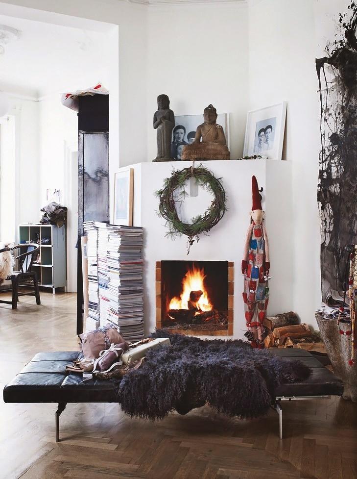 Boligmagasinet En lejlighed med jul fra hele verden 4