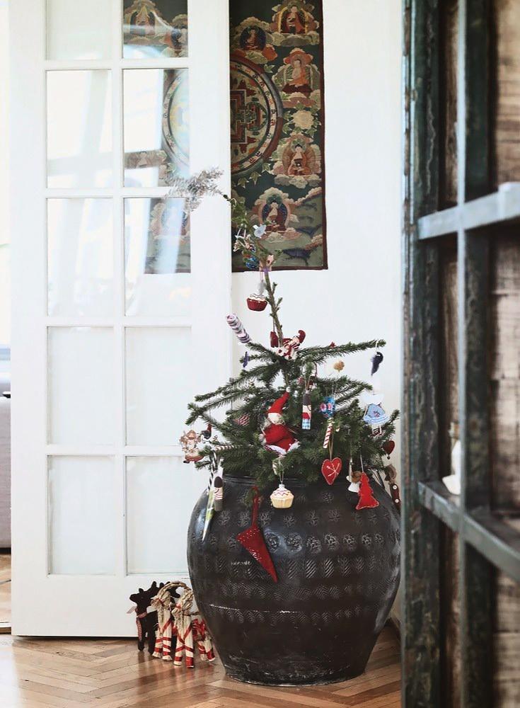 Boligmagasinet En lejlighed med jul fra hele verden 10