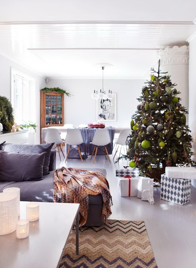 Klikk Jul uten rod pynt 4