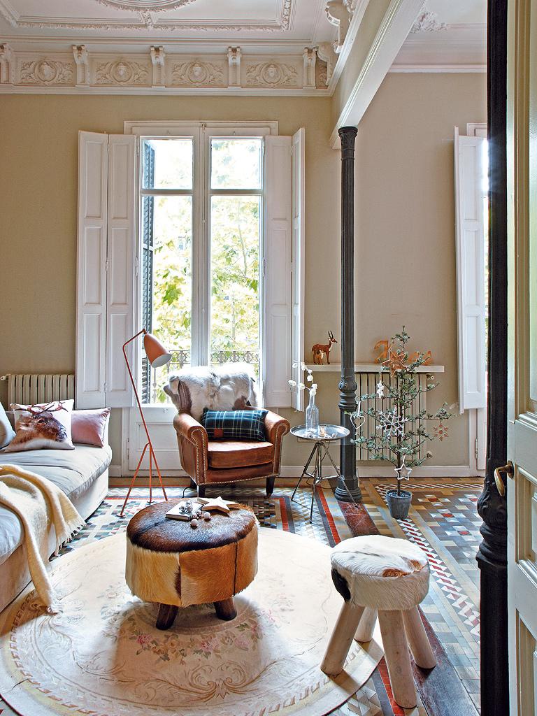 Micasa Un piso señorial con encanto 2