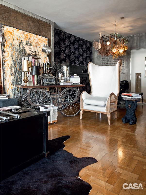 Casa Com Br Colecoes dao vida ao apartamento em Porto Alegre 2