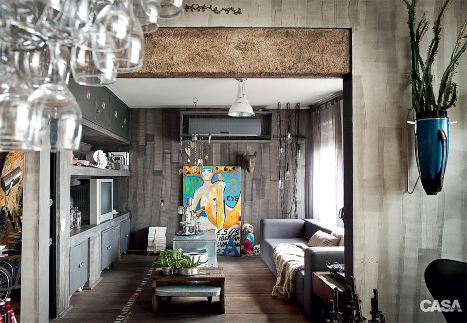 Casa Com Br Colecoes dao vida ao apartamento em Porto Alegre 7