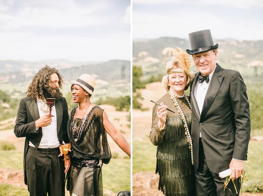 Style Me Pretty 1920′s Inspired Healdsburg Wedding 6