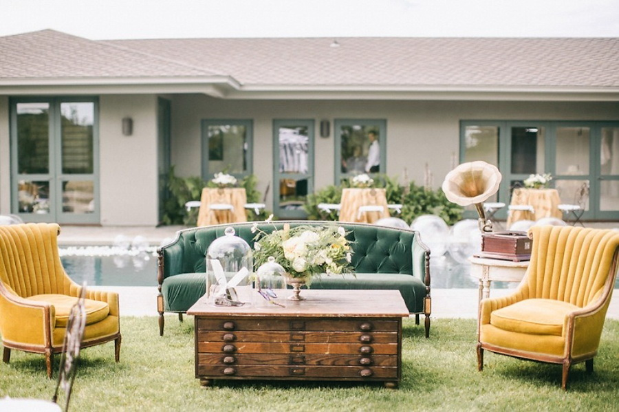 Style Me Pretty 1920′s Inspired Healdsburg Wedding 7