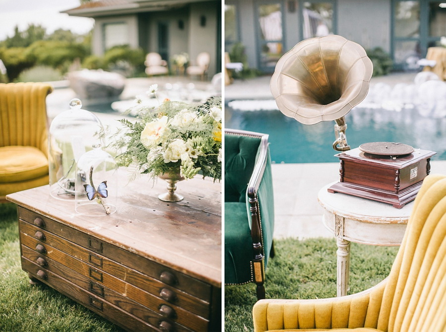 Style Me Pretty 1920′s Inspired Healdsburg Wedding 8