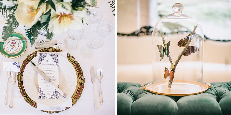 Style Me Pretty 1920′s Inspired Healdsburg Wedding 14