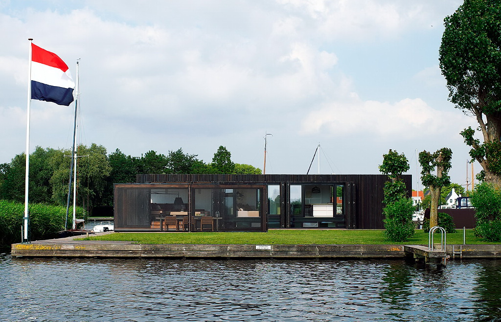 Floating Home Piet Boon 1