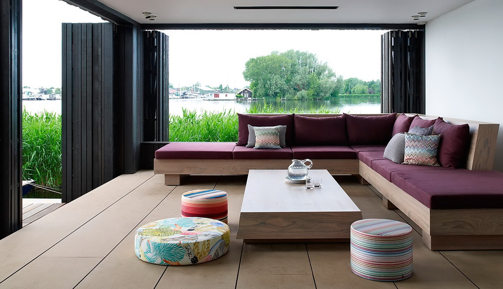 Floating Home Piet Boon 4