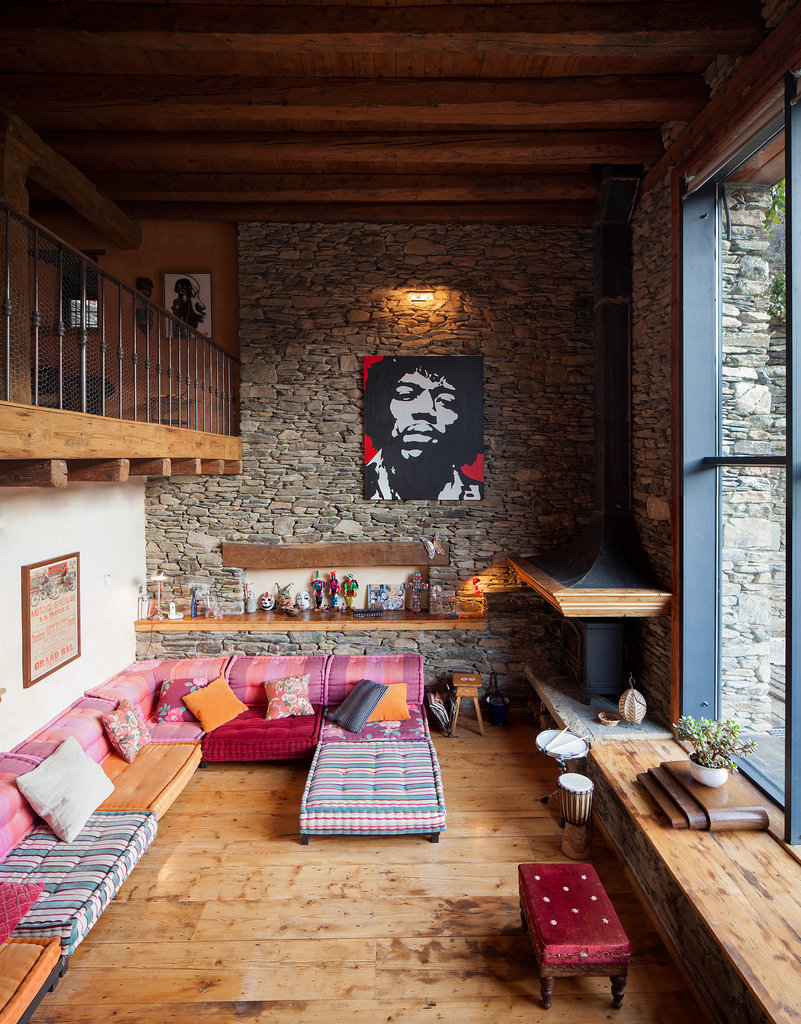 NYTimes A Home in the Spanish Pyrenees 3