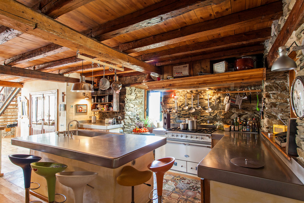 NYTimes A Home in the Spanish Pyrenees 4