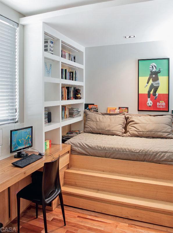 Casa com br Apartamento colorido em Copacabana 10