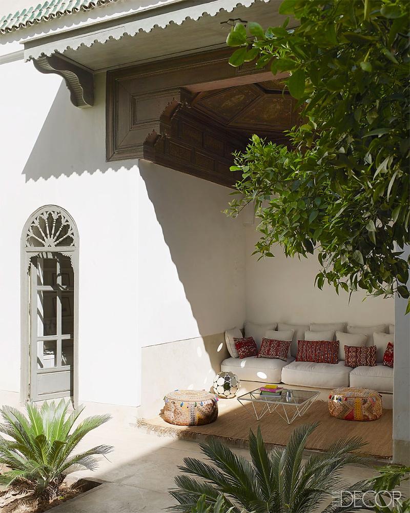 Elle Decor Moroccan Revival 2