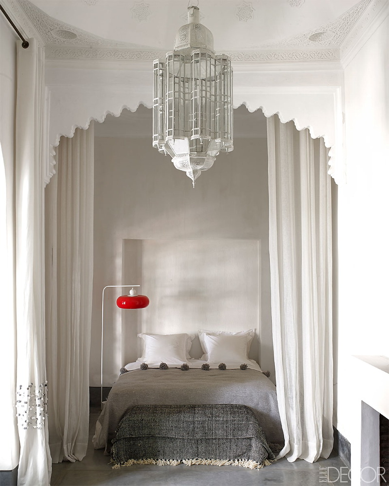 Elle Decor Moroccan Revival 7