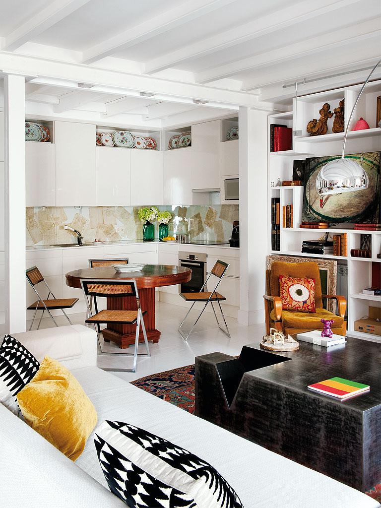 Nuevo Estilo Un piso rehabilitado muy luminoso 2