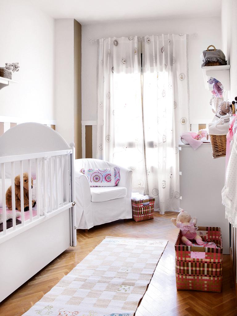 MICASA Un dormitorio infantil de 12 m2 1